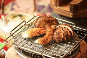 松茸(焼き)