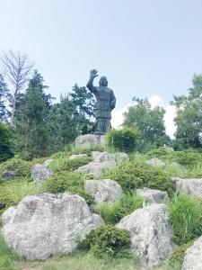 日本武尊銅像